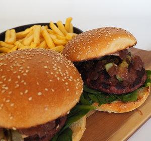 The Rossini Burger Box