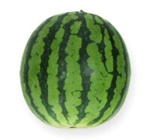 Watermeloen klein