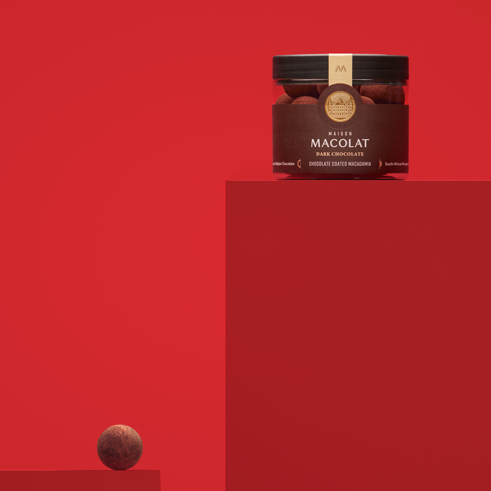 Maison Macolat Macolat Dark Chocolat 100gr
