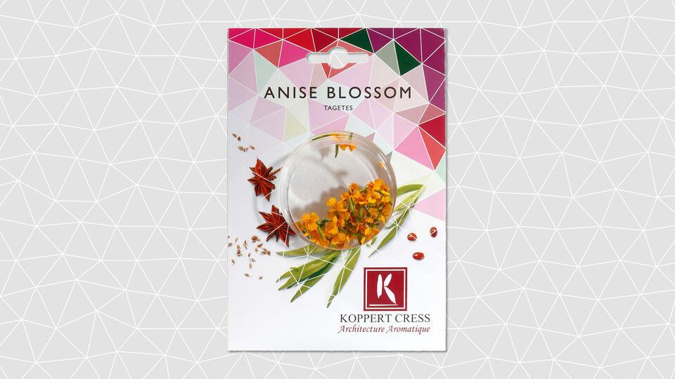 Koppert Cress Anise Blosssom (50st)