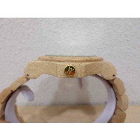 Natural Wood Venezia Horloge in Goede Staat