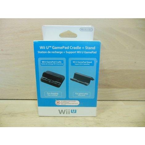 Nintendo Wii U GamePad cradle + Stand | Nieuw in doos