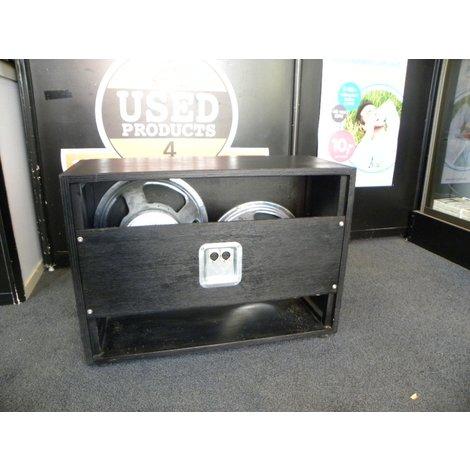 Custom Made Gitaarspeakers | 2x Celestion G12H-100 - Professional Loudspeaker | In goede staat