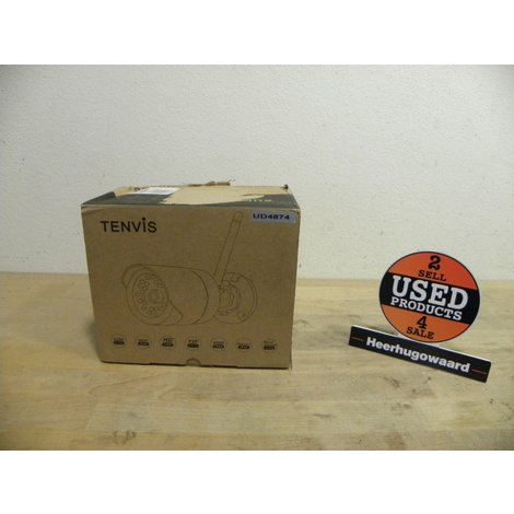 Tenvis TH692 IP Camera   Buiten Camera   Nieuw