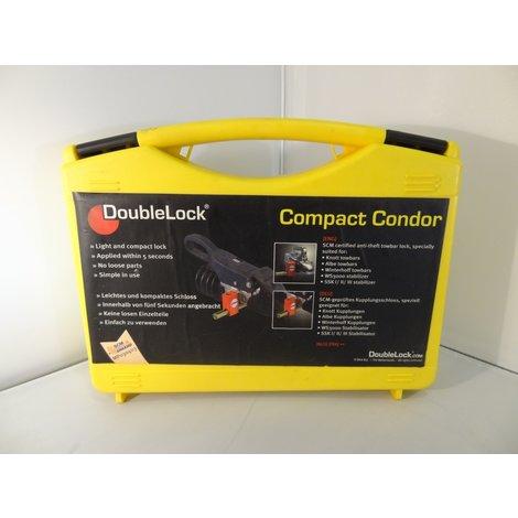 DoubleLock Compact Condor Disselslot | In goede staat
