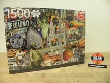 Best of New York | Puzzel | 1500 Stukjes | Nieuw in Doos
