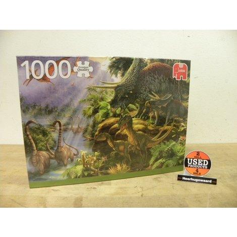 Dinosaur Valley Puzzle 1000 Stukjes | Nieuw in Doos