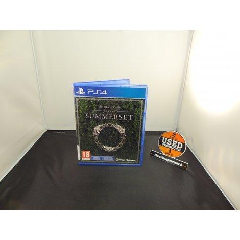 The Elder Scrolls Online: Summerset - PS4 | In goede staat