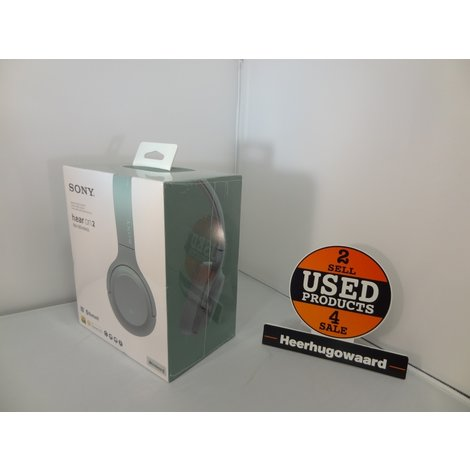 Sony H.Ear On 2 WH-H800 | Groen | Bluetooth Koptelefoon | Nieuw