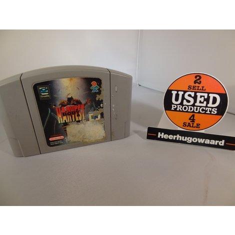 Nintendo 64 Game: Body Harvest