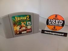 Nintendo 64 Game: Rayman 2