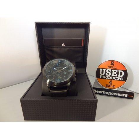 Alpha Sierra LGM 30BL Heren Horloge | Nieuw in Doos