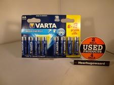 Varta AA High Energy 8 Pack | Nieuw