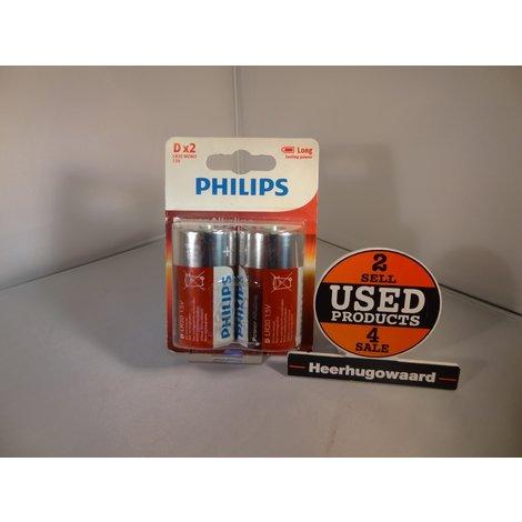 Philips D Power 2 Pack | Nieuw