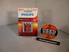 Philips AAA Power 4 Pack | Nieuw