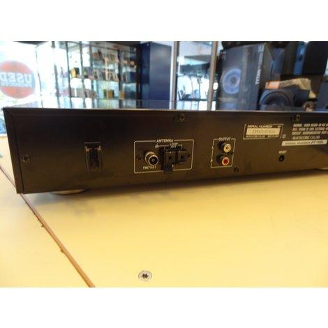 Akai AT-52L Quartz Synthesizer Vintage Tuner | In Gebruikte Staat