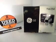 GE TW250 Digital Camera Zwart | In Goede Staat
