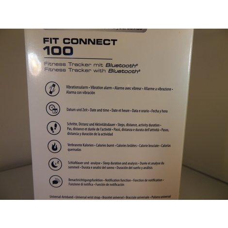 Soehnle Fit Connect 100 Zwart Activity Tracker Nieuw