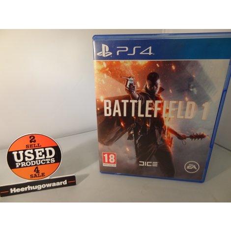 Battlefield 1 - PS4 Game   In Goede Staat