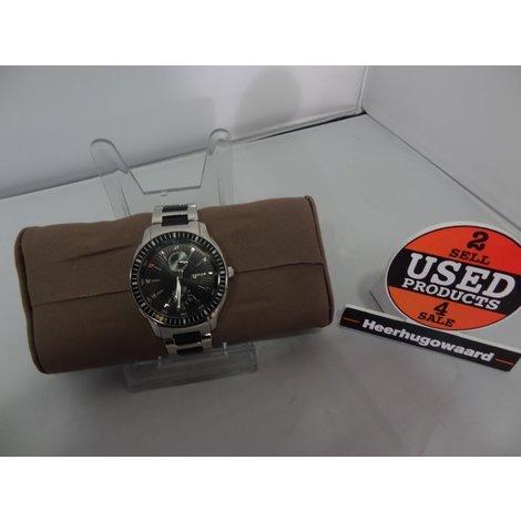 Espirt ES 105632   Zilver   Horloge   In goede staat