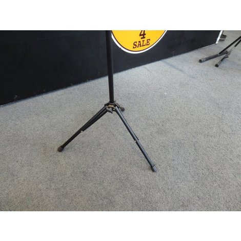 Hamilton Music Stand Black with Bag KB380F | In Prima Staat