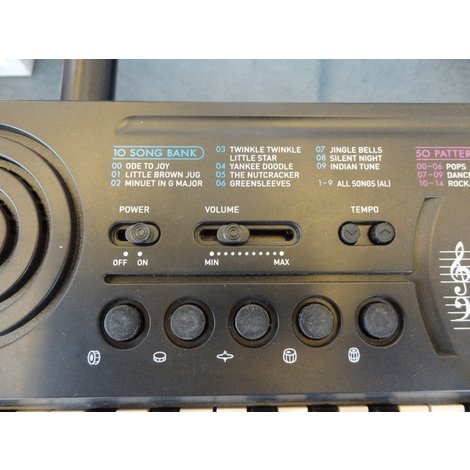 Casio Keyboard SA-77 Keyboard in Goede Staat