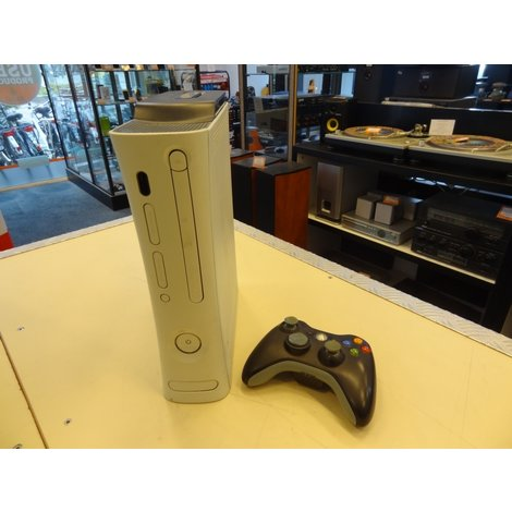 Xbox 360 Arcade 120 GB Wit | In Goede Staat