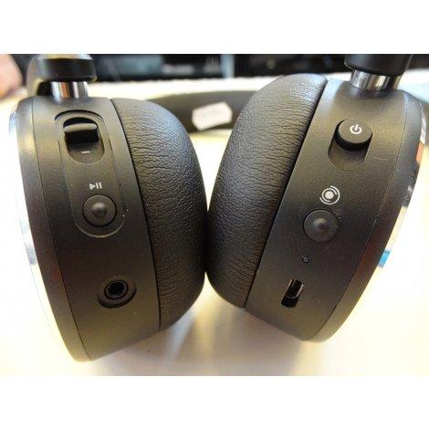AKG Y500 Wireless Zwart On-Ear Hoofdtelefoon | In Goede Staat