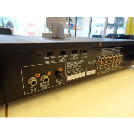 Harmon Kardon ADP 303 Vintage Dolby Digitale Decoder | In Goede Staat