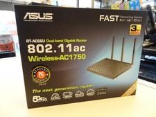 Asus RT-AC66U Zwart Router - In Goede Staat