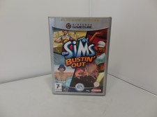 The Sims Bustin Out - Game Cube Game