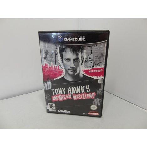 Tony Hawk's American Wasteland - Game Cube