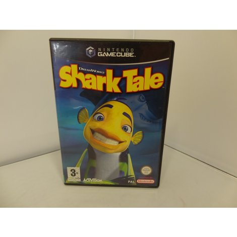 Shark Tale - Game Cube Game