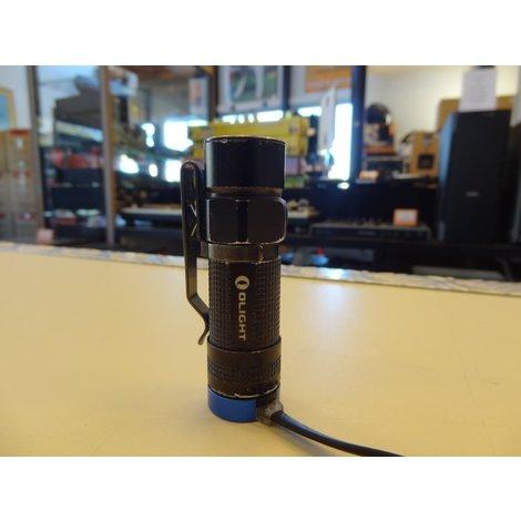 Olight S1R Baton Pen zaklamp Zwart LED - In Goede Staat