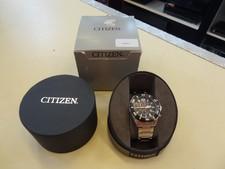 Citizen F500 Chronograph Horloge | In Goede Staat