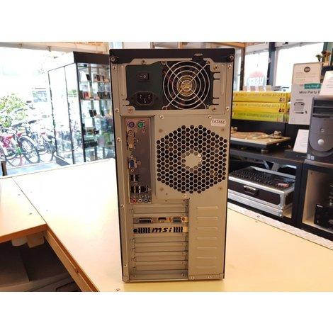 Antec Desktop | AMD Athlon X4 640 | 120 GB SSD | In Goede Staat