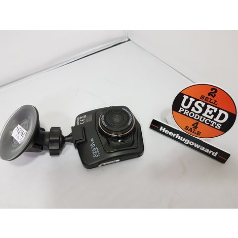 """Denver CCT-1210 dashcam met 2.4"""" LCD scherm - In Goede Staat"""