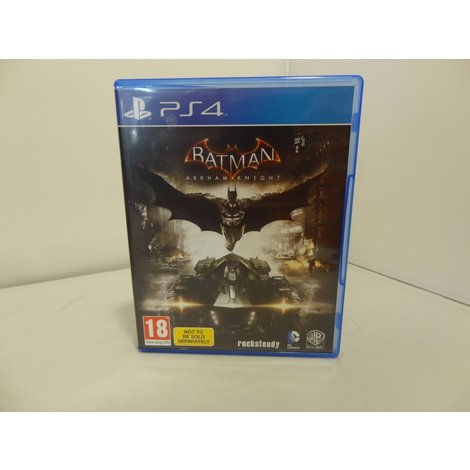 Batman Arkham Knight PS4 Game | In goede Staat