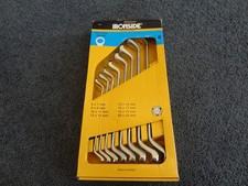 Ironside Sleutel Set 8-delig Chrome Vanadium 7-22 mm | Nieuw!