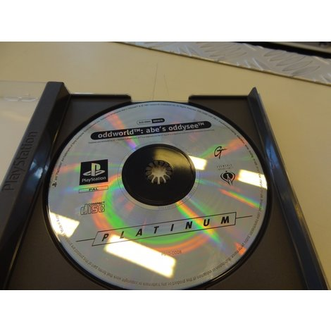 ODDworld Playstation 1 Game | In Goede Staat