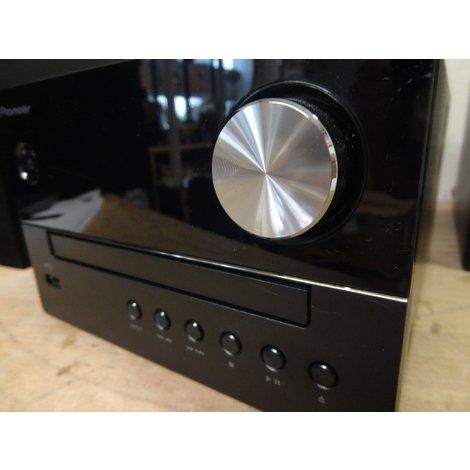 Pioneer X-EM16 Micro Systeem Black - In Goede Staat