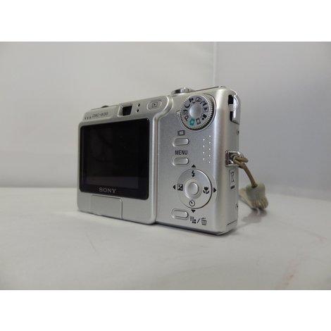 Sony Cybershot DSC-W30 6MP - In Goede Staat