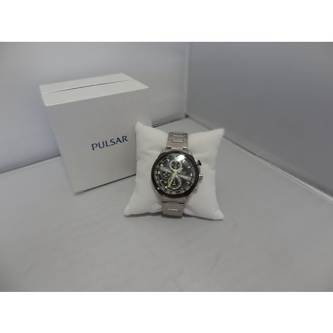 Pulsar PZ6003X1 Solar Chrono Horloge - In Nette Staat