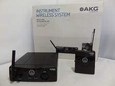 AKG WMS 40 pro mini wireless instrumental set - In Goede Staat
