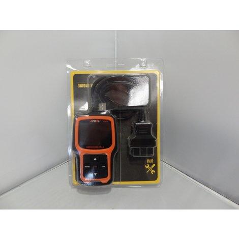 AD410 Diagnosecomputer - OBD2 - EOBD - CAN Handscanner - Diagnoseapparatuur - NIEUW