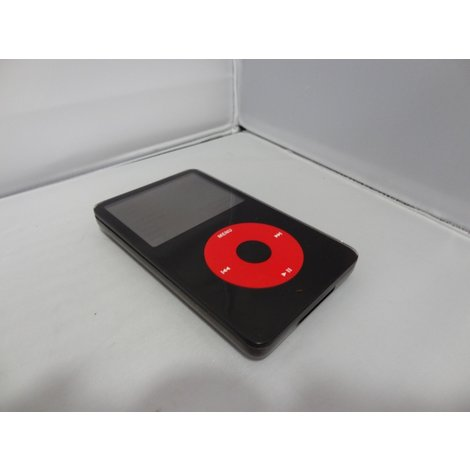 Apple iPod Special Edition U2 30GB Zwart MA452NF/A - In Goede Staat