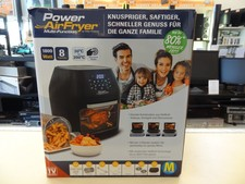 Power Multi-Function - hetelucht friteuse - NIEUW