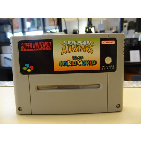 Super Mario All Stars Super Nintendo [SNES] Game