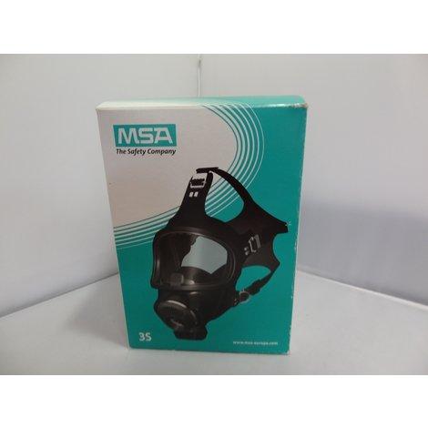 MSA 3S Volgelaatsmasker | Nieuw