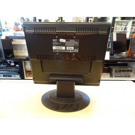 Acer AL1714 PC Scherm 17 Inch   In Prima Staat